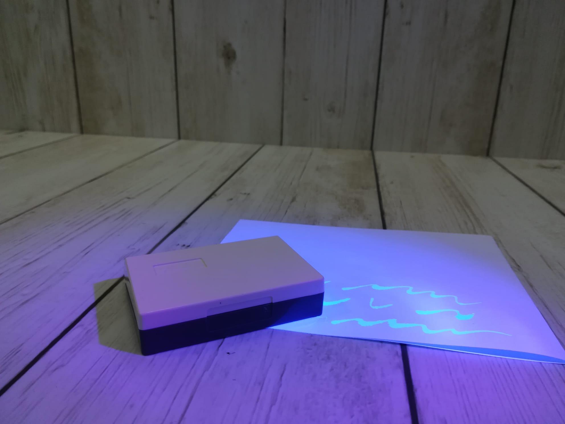 tampones-sellar-documentos-ultravioleta