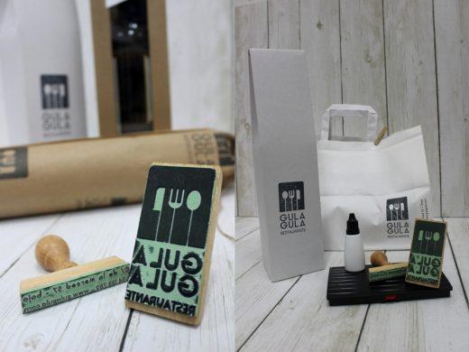 Solución para sellar paquetería Tiendas Gourmet