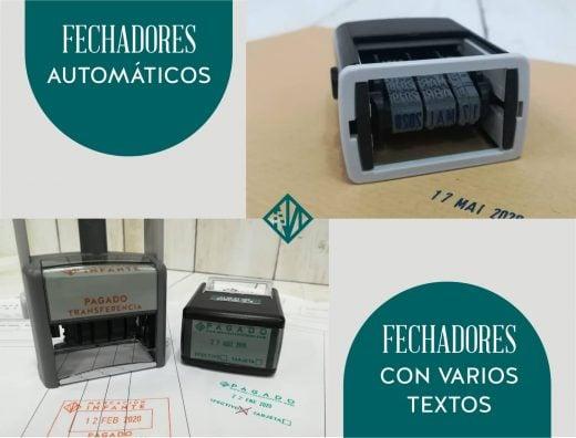 Fechadores automáticos para oficinas