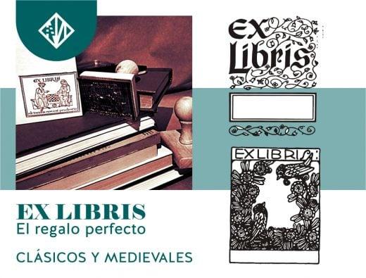 Exlibris personalizado y diseños de sellos medievales